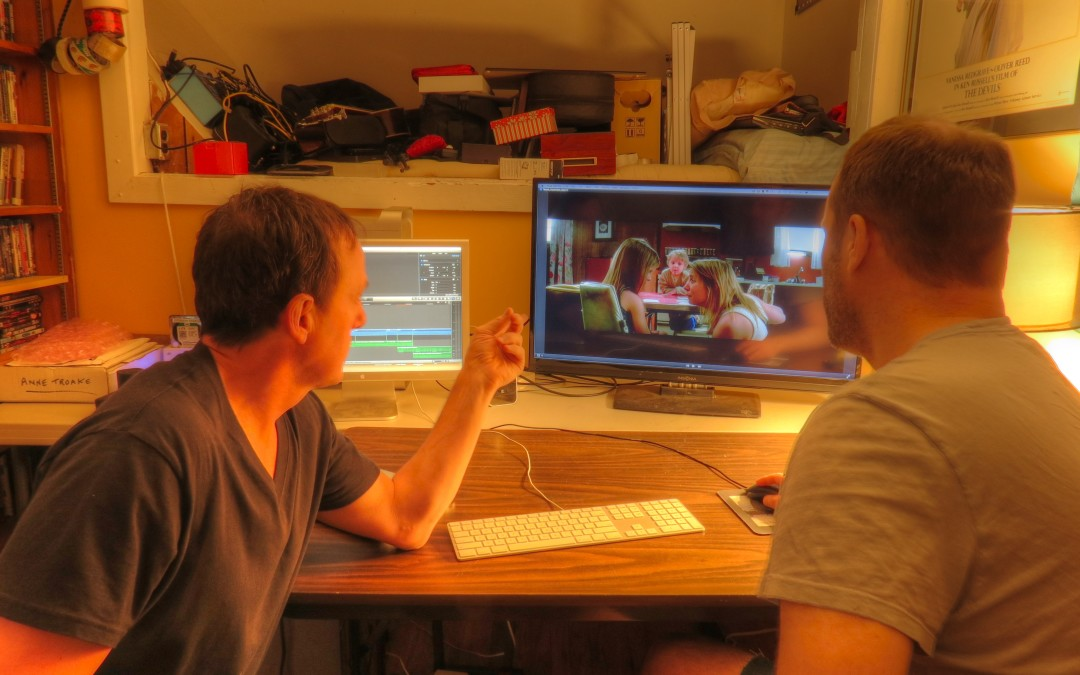 Editing of the Final Film